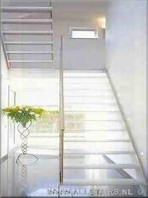 Aluminium trap allstairs is de specialist in aluminium trappen - Moderne trapmodel ...