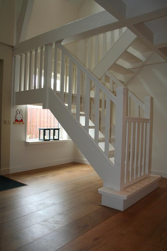 open houten bordestrap allstairs trappen benelux