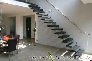 De Mooiste Trappen : Steektrap de mooiste steektrappen vindt u bij allstairs